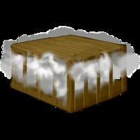 piece of cloud
